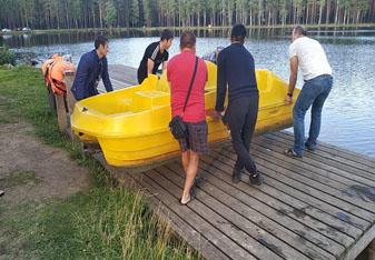 Отзыв о транспортной компании ФОРУС Васильев Руслан